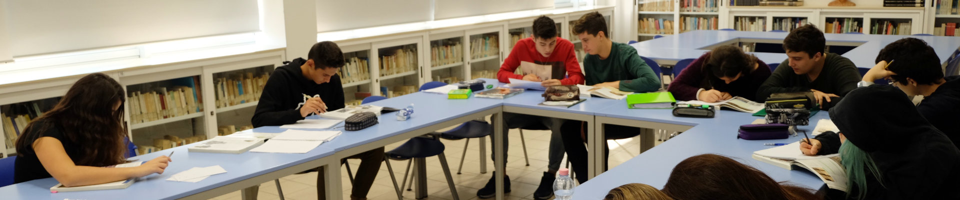 gruppo studio liceo olivetti